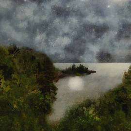 The Bluffs over the Bay by RC DeWinter