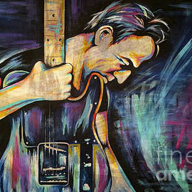 Amy Belonio - The Boss Bruce Springsteen