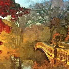 Maciej Froncisz - The Bow Bridge NYC