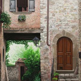 Jack Tenenzaph - The Brown Door