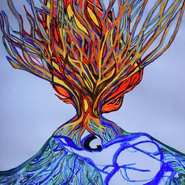 Gloria Ssali - The Burning Bush