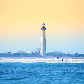 The Cape May Light House