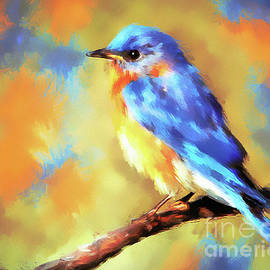 Tina LeCour - The Captivating Bluebird