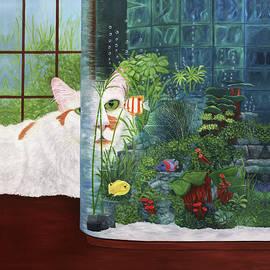 The Cat Aquatic by Karen Zuk Rosenblatt