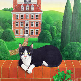 The Cat on the Wall - Larry Smart