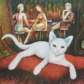 The CAT by Sukalya Chearanantana