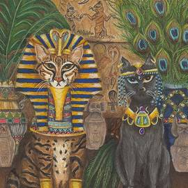 Crystal Elswick - The Cats Me