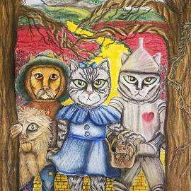 The Cats of Oz by Crystal Elswick
