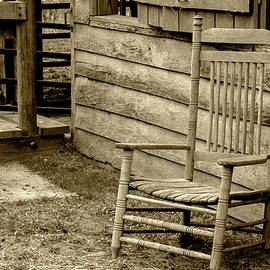 The Chair by Buddy Scott
