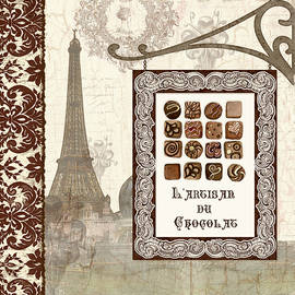 The Chocolate Artisan - Paris by Audrey Jeanne Roberts