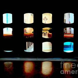 The Church Vestibule by Ed Weidman