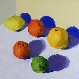 David Zimmerman - The Citrus Gathering