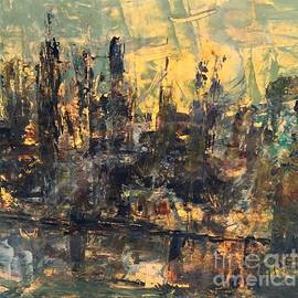 The City by Nancy Kane Chapman