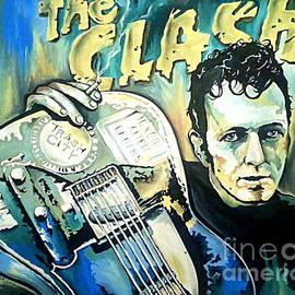 Amy Belonio - The Clash Joe Strummer