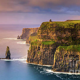 The Cliffs of Moher - Ireland 1 by Henk Meijer Photography