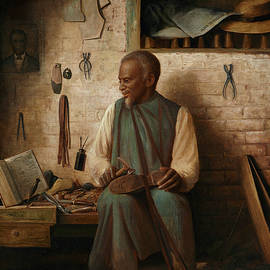 The Cobbler - Richard La Barre Goodwin