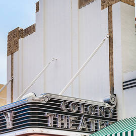 The Colony Theatre by Ed Gleichman