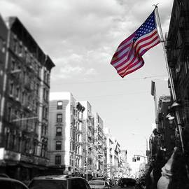 Joe Iacono - The Colors Of The Flag Have Important