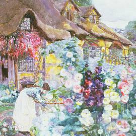 The Cottage Garden - David Woodlock