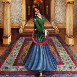 The Court Dancer by Portraits By NC