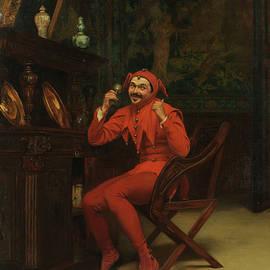 The court jester - Claude Andrew Calthrop
