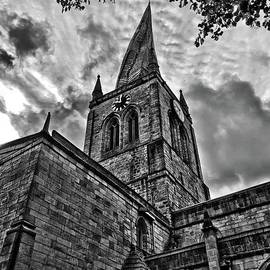 The Crooked Spire, Chesterfield, Derbyshire, England - Mary Bassett