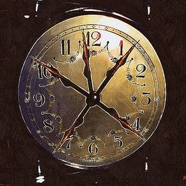 RC deWinter - The Crucifixion of Time