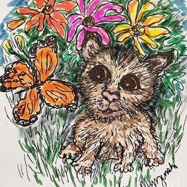 The Curious Kitten by Geraldine Myszenski