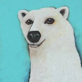 Lucia Stewart - The cute polar bear