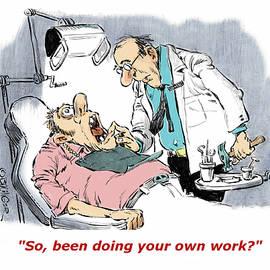 Bruce Bolinger - The dental exam