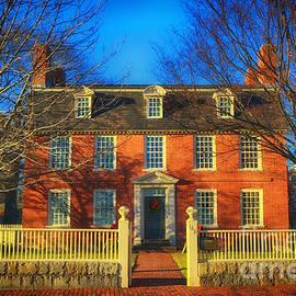Elizabeth Dow - The Derby House 1762