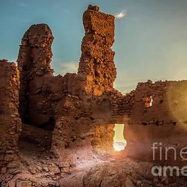 Rene Triay Photography - The Desert Light of Hope