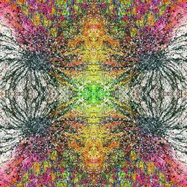 Rainbow Artist Orlando L aka Kevin Orlando Lau - The Divine Within The 5D Earth #1317