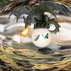 Kate Farrant - The Dragon