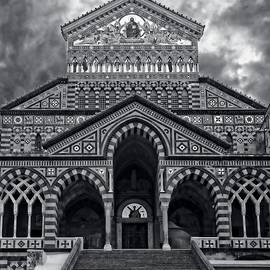 Allan Van Gasbeck - The Duomo at Amalfi