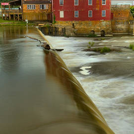 Adam Jewell - The Edge Of The Spillway