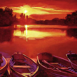 David Lloyd Glover - The End Of The Day