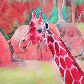 The Endearing Giraffe by John M Bailey