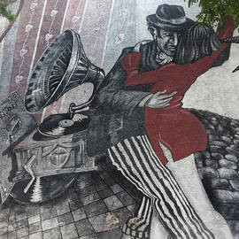 The Enduring Tango, Buenos Aires by Venetia Featherstone-Witty