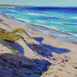 The Entrance Beach Dunes, Australia - Graham Gercken