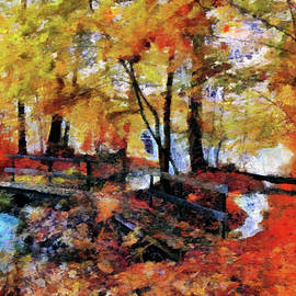 Mario Carini - The Failing Colors of Autumn