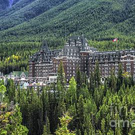 Wayne Moran - The Fairmont Banff Springs