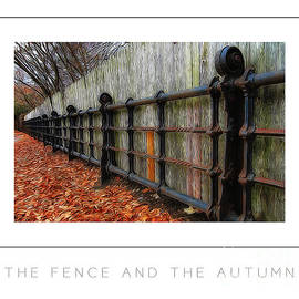Mike Nellums - The Fence and the Autumn poster