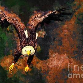 Tina LeCour - The Fierce Eagle
