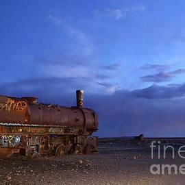 James Brunker - The Final Days of Steam Trains Uyuni Bolivia