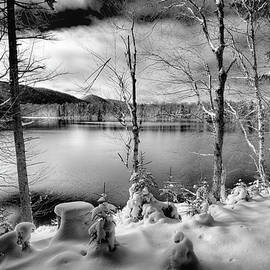 David Patterson - The First Snow on West Lake