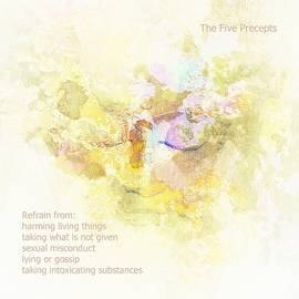 The Five Precepts of Buddhism by Dorothy Berry-Lound