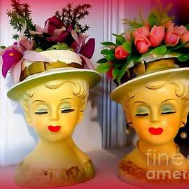 Ed Weidman - The Flower Pot Head Women