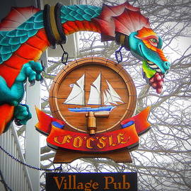 The Fo'c'sle Village Pub by Karen Cook