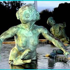 The Fountain Couple